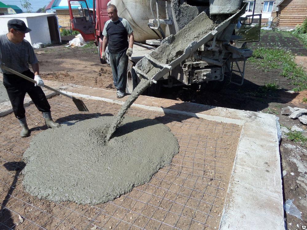 Тощий бетон для бордюров бетоны товарные